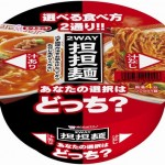 2way担々麺