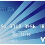 海外プリペイドカード GAICA